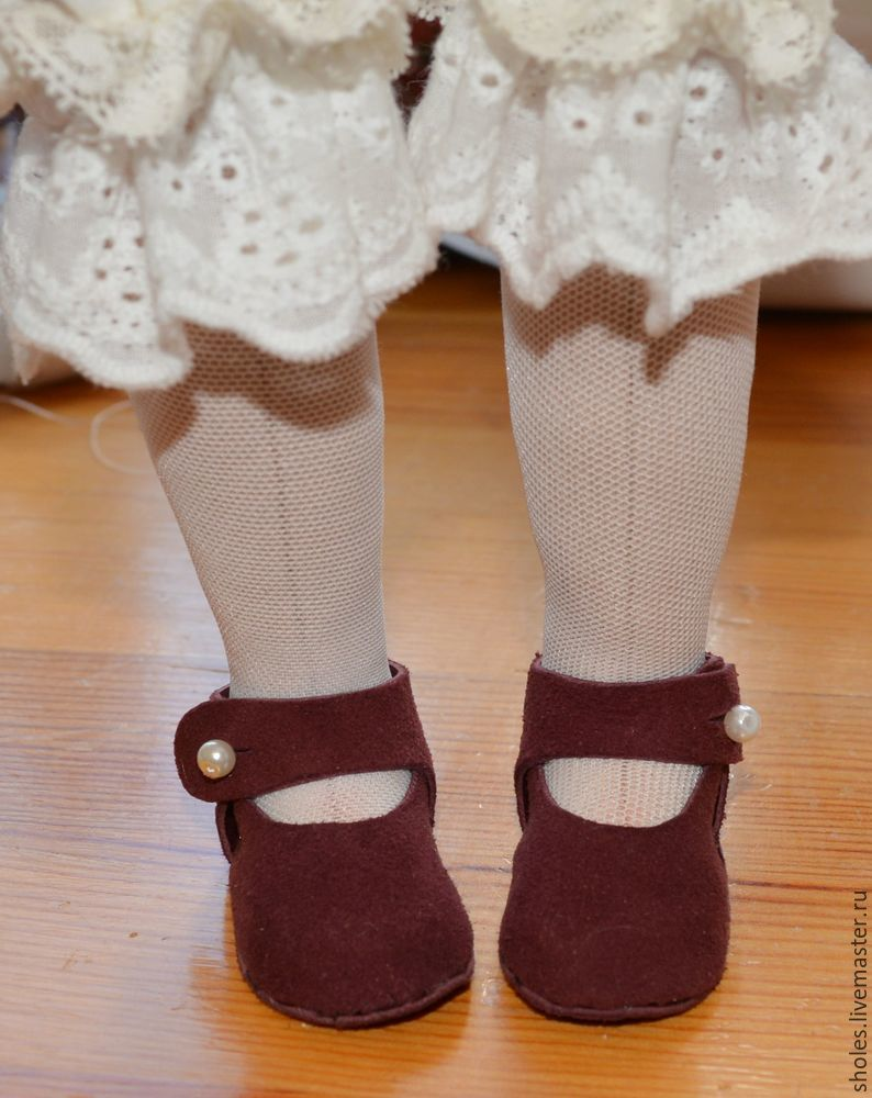 сандалии для куклы