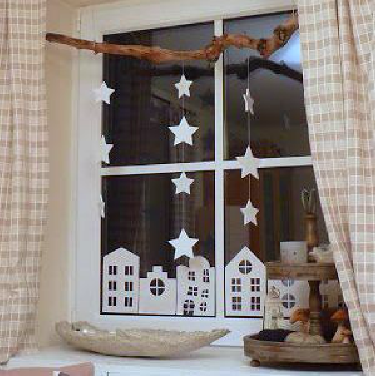 How to Decorate Windows for New Year: 20 Great Ideas, фото № 11