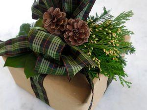 Пышные или лаконичные, яркие или неброские банты: 25 способов поставить последние штрихи в праздничной упаковке. Ярмарка Мастеров - ручная работа, handmade.