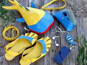 Прогулки по променаду: 4 кожаных изделия — 4 выкройки. Ярмарка Мастеров - ручная работа, handmade.