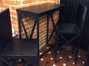 Черная мебель в интерьере. Ярмарка Мастеров - ручная работа, handmade.