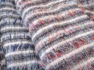 Летняя Шанель с бахромой хлопок в двух расцветках Италия. Ярмарка Мастеров - ручная работа, handmade.