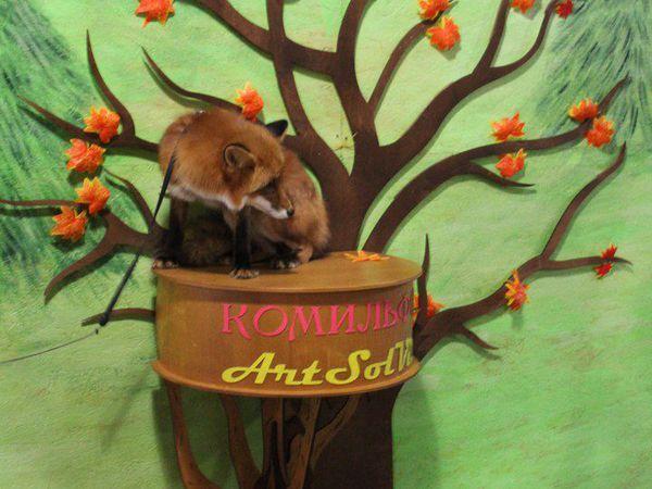 Как мы лис фотографировали! | Ярмарка Мастеров - ручная работа, handmade