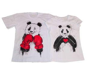 Скидки на парные комплекты футболок -20-30%.. Ярмарка Мастеров - ручная работа, handmade.