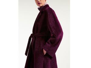 Пальтовая шерсть альпака Max Mara в свекольном оттенке. Ярмарка Мастеров - ручная работа, handmade.