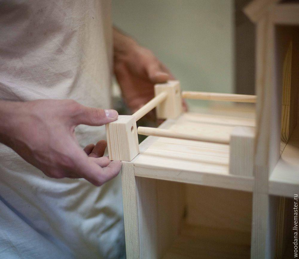 Создаем кукольный домик своими руками, фото № 30