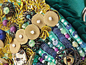 Вышивка пайетками в дизайнах haute couture. Ярмарка Мастеров - ручная работа, handmade.