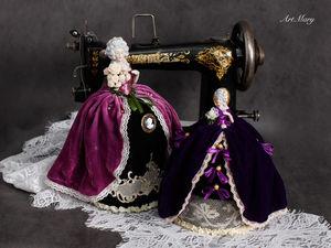 Half doll игольницы