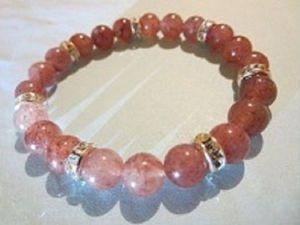 Новинки магазина-браслеты из натуральных камней. Ярмарка Мастеров - ручная работа, handmade.