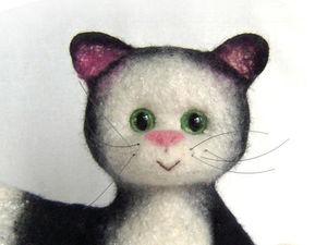 Отмечаем день кошек! Акция: бесплатная доставка всех котов!!!!. Ярмарка Мастеров - ручная работа, handmade.