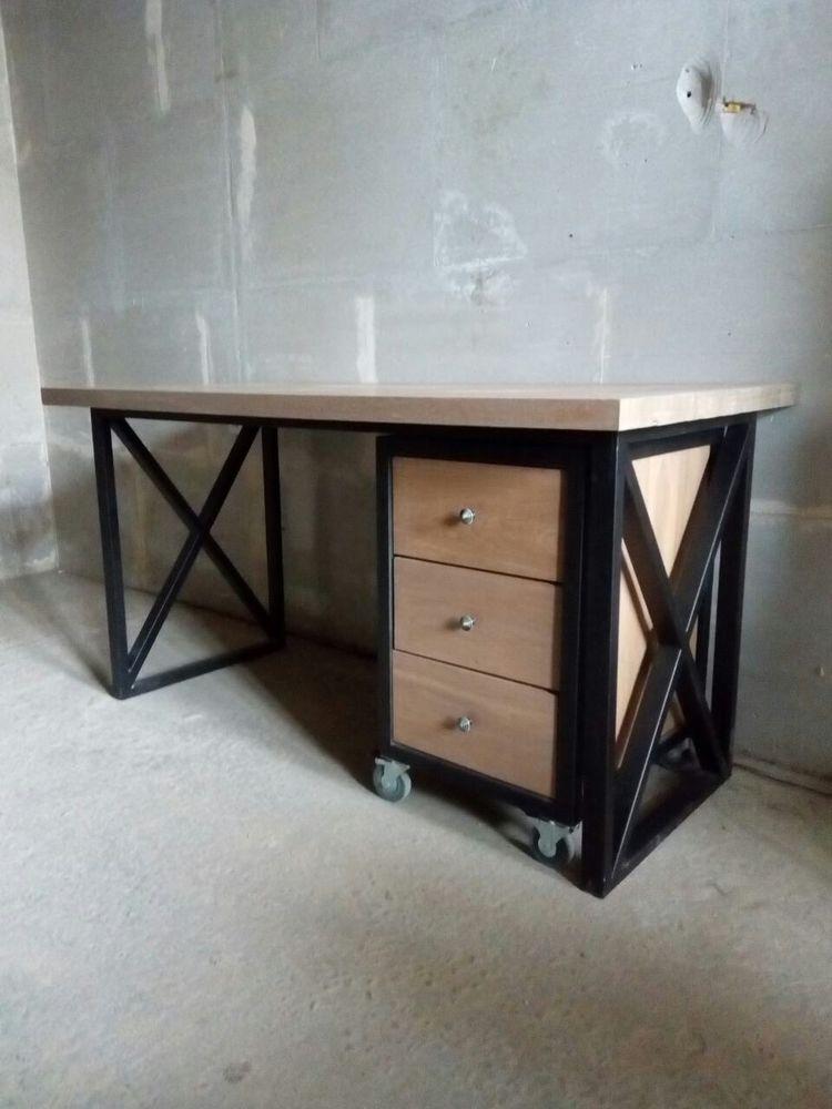 диван лофт, индустриальный стиль