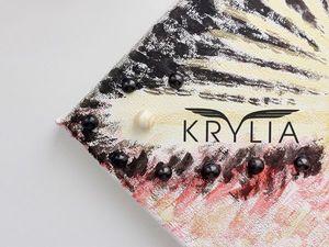 Открыт магазин Ангельских Энергокартин Krylia! | Ярмарка Мастеров - ручная работа, handmade