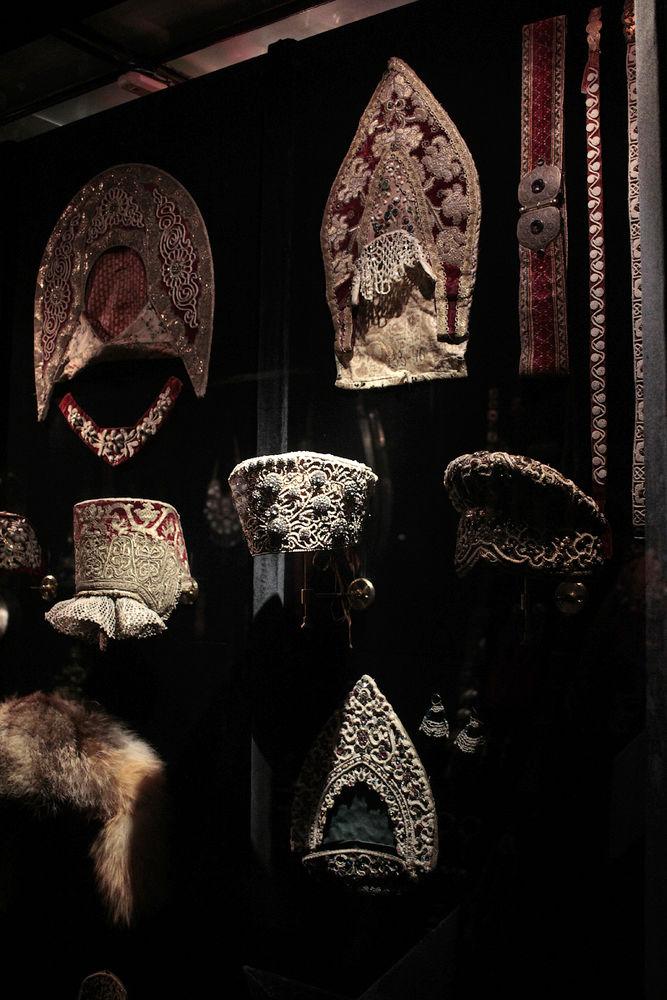музейные украшения