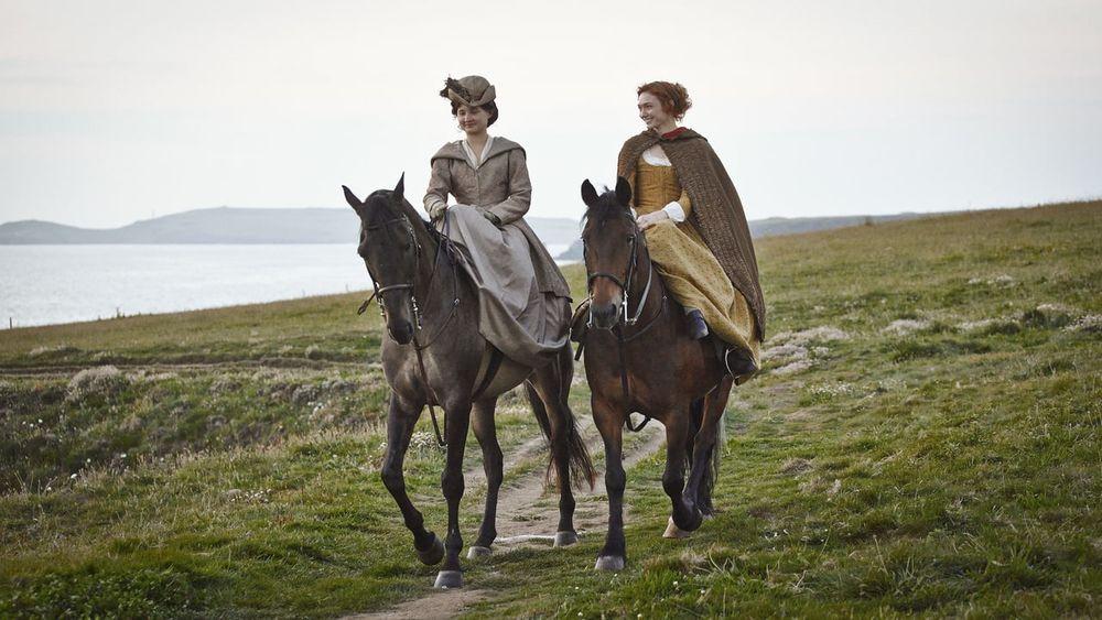 Костюмы британского сериала «Полдарк» как источник вдохновения