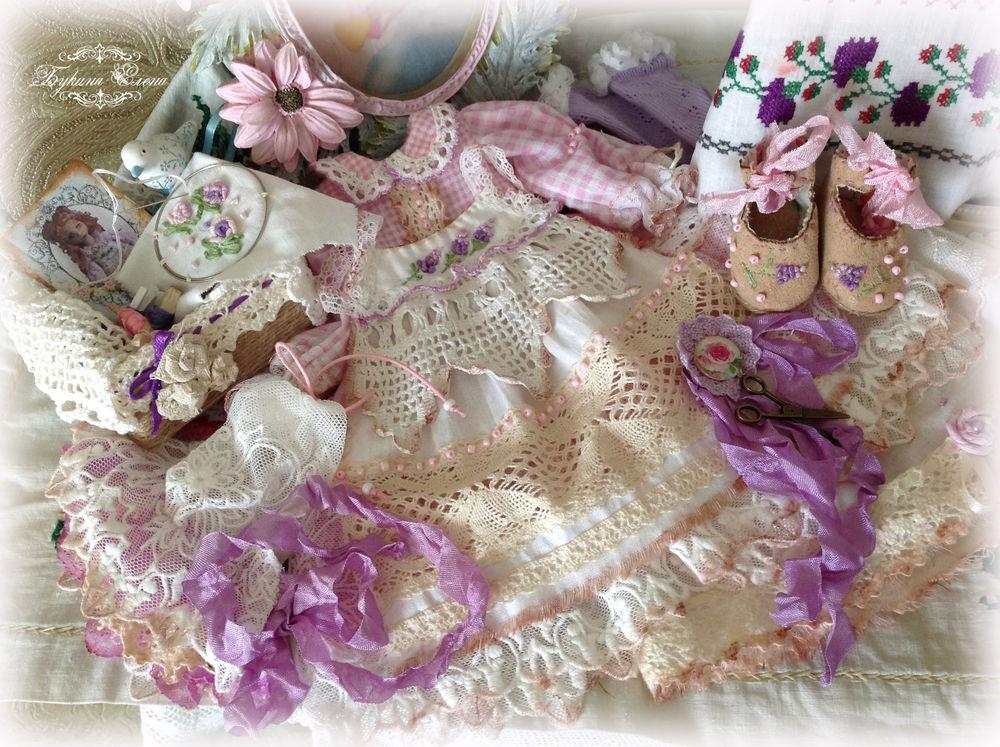 кукла вышивальщица