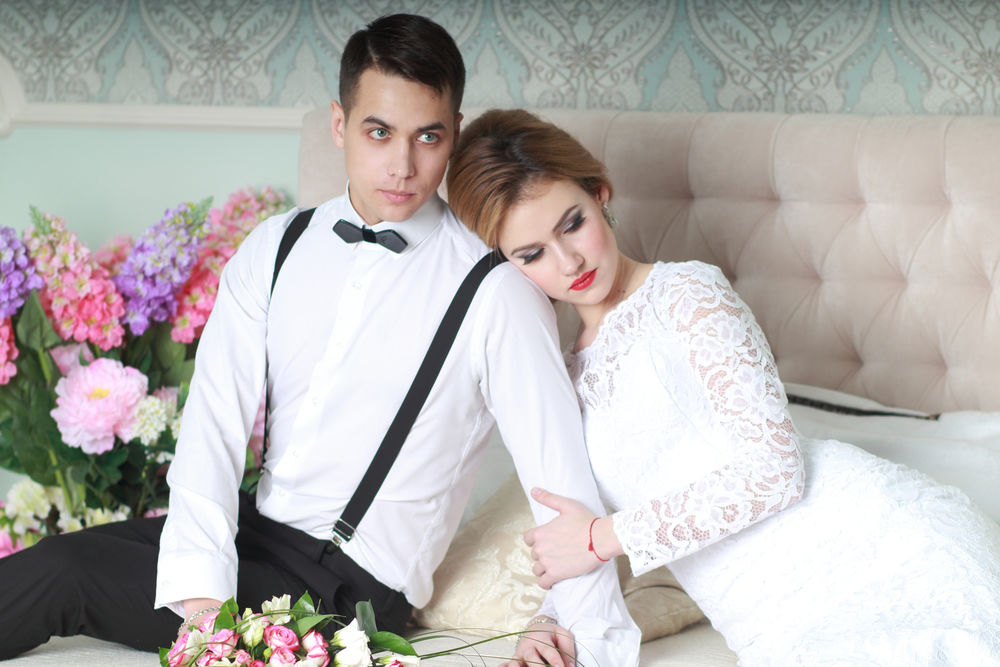 20 самых модных свадебных цвета: с чем сочетать и какой аксессуар жениха выбрать