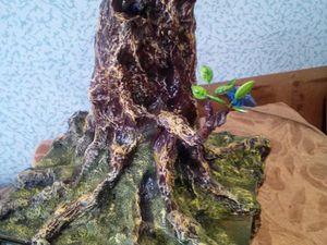Дерево-шкатулка | Ярмарка Мастеров - ручная работа, handmade