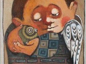 Художнику Гору срочно нужна операция глаз!   Ярмарка Мастеров - ручная работа, handmade