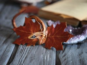 В Наличии - Предвестник Осенних Дней.. Ярмарка Мастеров - ручная работа, handmade.