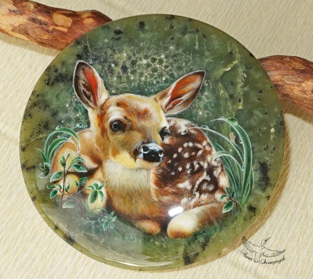камни для украшений, рисование на камнях, миниатюра купить, рисунки на камнях, роспись на камнях, зеленый коричневый желтый