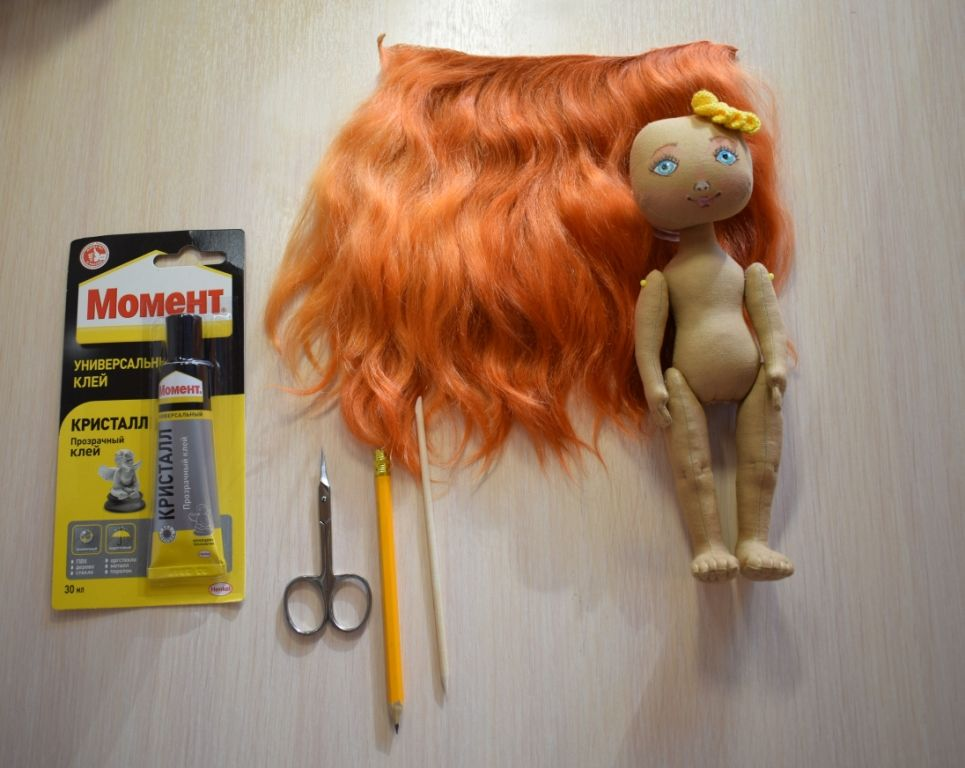 кудри для кукол