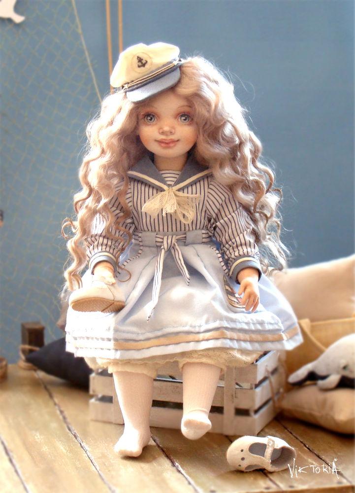 авторская кукла, кукольная миниатюра