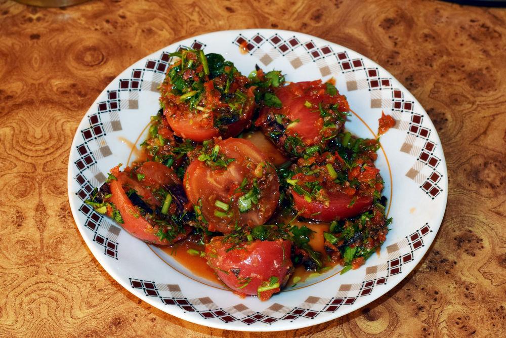 рецепт, овощи