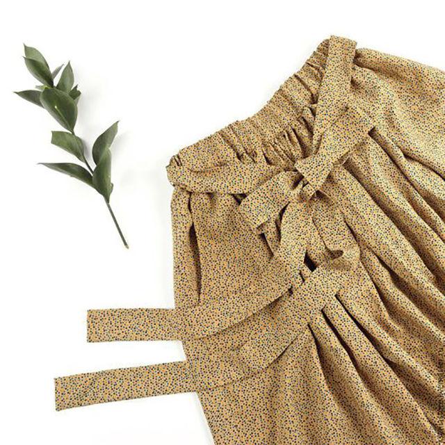 платье, осень
