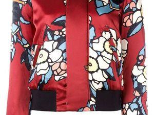 Куртка-бомбер: что это такое и откуда взялось?. Ярмарка Мастеров - ручная работа, handmade.