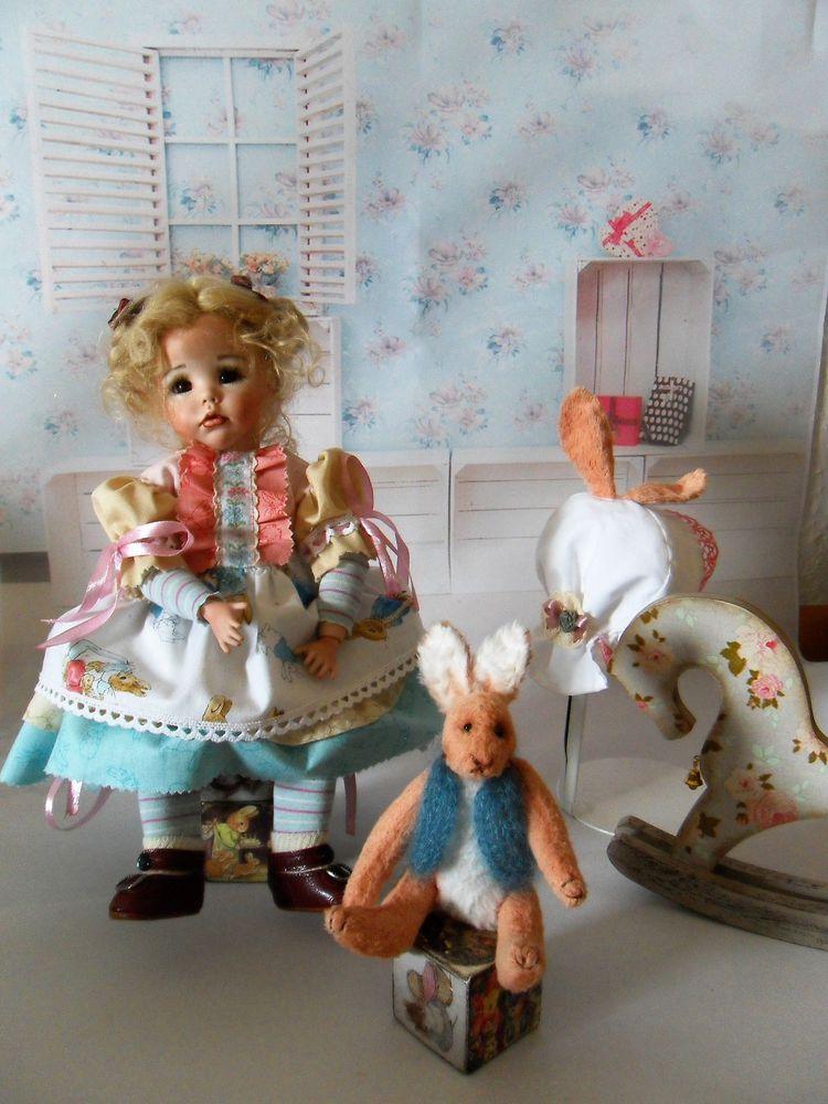фарфоровую куклу купить