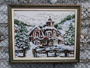 Картины бисером по нашим схемам. Ярмарка Мастеров - ручная работа, handmade.
