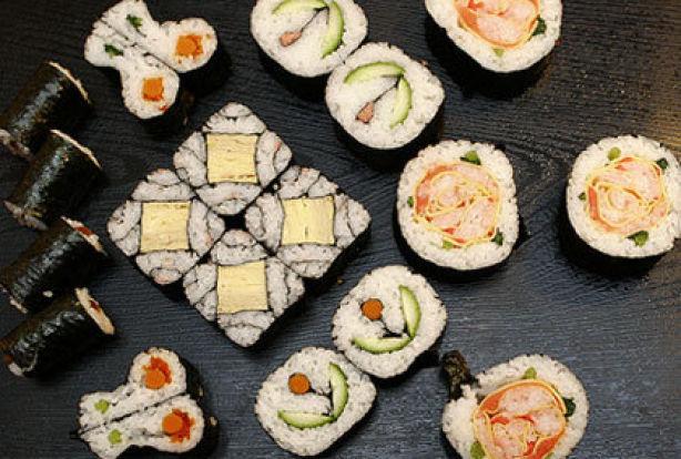 япония, суши - картины