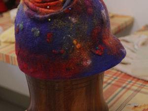 Шляпки, ажурные туники и не только. Отчет о мастер-классах Кати Ветровой | Ярмарка Мастеров - ручная работа, handmade