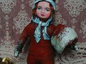 Сентябрьские скидки на кукол и елочные игрушки!. Ярмарка Мастеров - ручная работа, handmade.