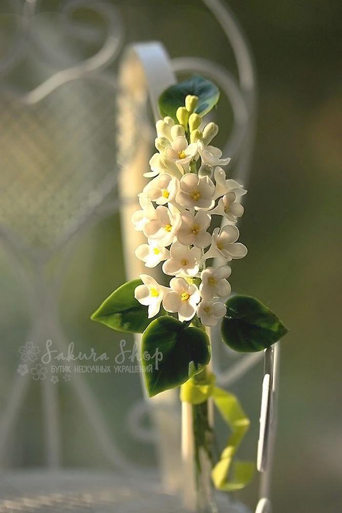 полимерная флористика, весенние цветы, керамическая флористика