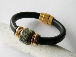 Как сделать браслет Регализ. | Ярмарка Мастеров - ручная работа, handmade