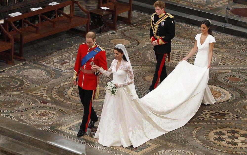 История подвенечного платья