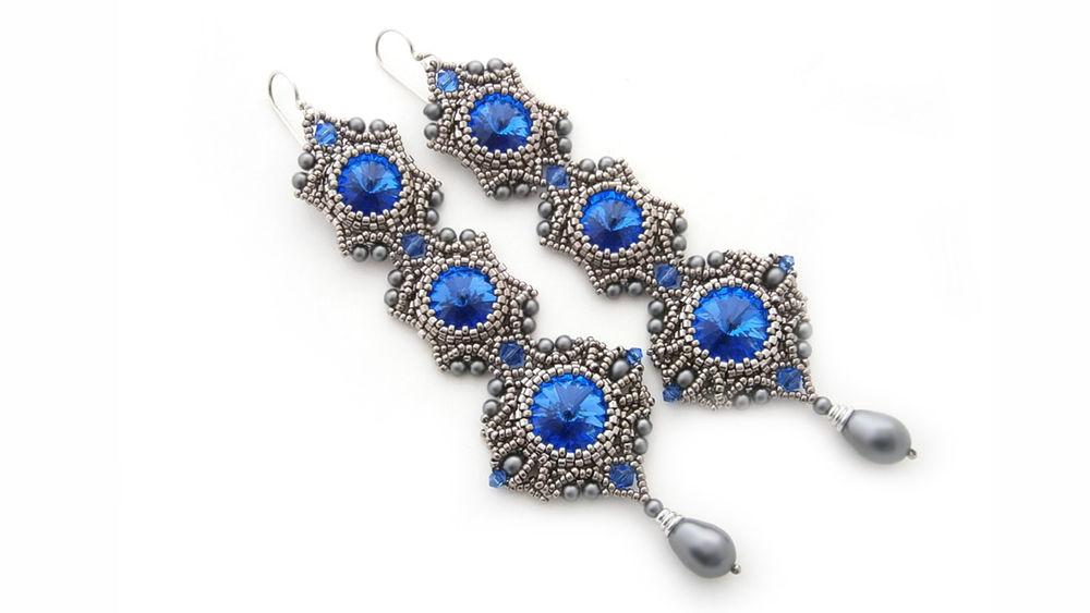 jewelry, tutrial, bracelet, мастер-класс, видео мк, браслет, серьги