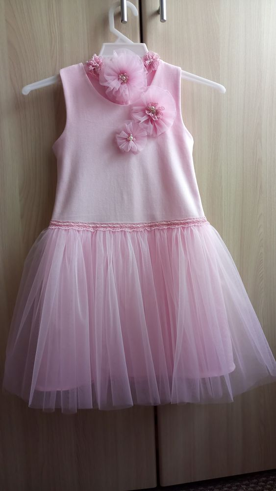 еврофатин, пошив на заказ, hand made, нарядная юбка, мама и дочка