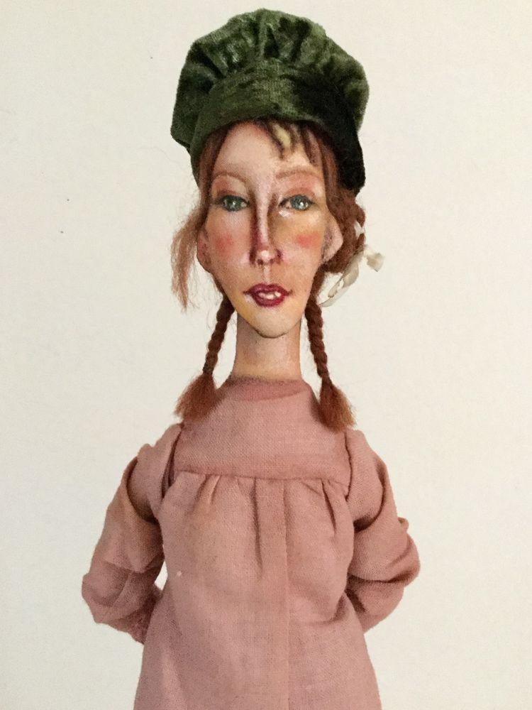 кукла по картине