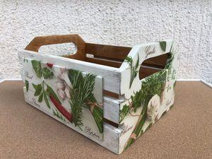 В наличии: средняя корзинка для лука-чеснока. Ярмарка Мастеров - ручная работа, handmade.