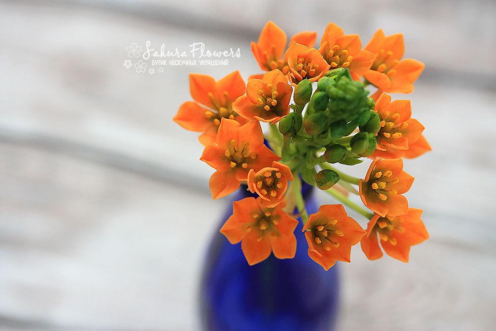 Mастер-классы на июнь по созданию рукотворных цветов, фото № 6