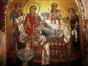 Рождество Пресвятой Богородицы. Ярмарка Мастеров - ручная работа, handmade.