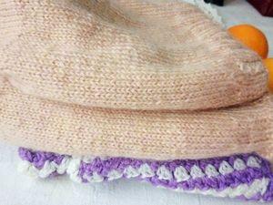 Вязание или мандариновое настроение. Ярмарка Мастеров - ручная работа, handmade.