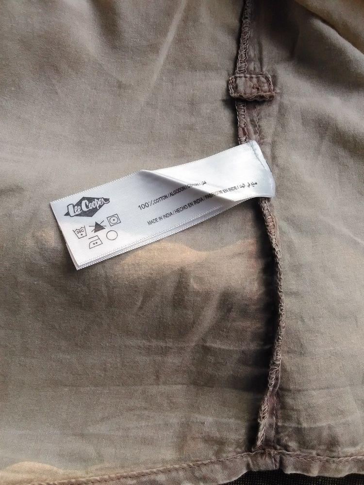 блуза stone-washed