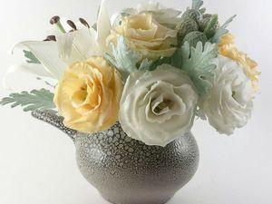 Где цветут цветы зимой? Конкурс до 11 января! | Ярмарка Мастеров - ручная работа, handmade