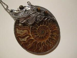 Аммонит - символ вечности | Ярмарка Мастеров - ручная работа, handmade