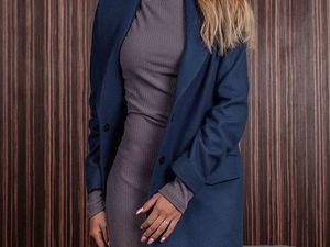 LAVA LOOK длинное пальто + платье-лапша. Ярмарка Мастеров - ручная работа, handmade.