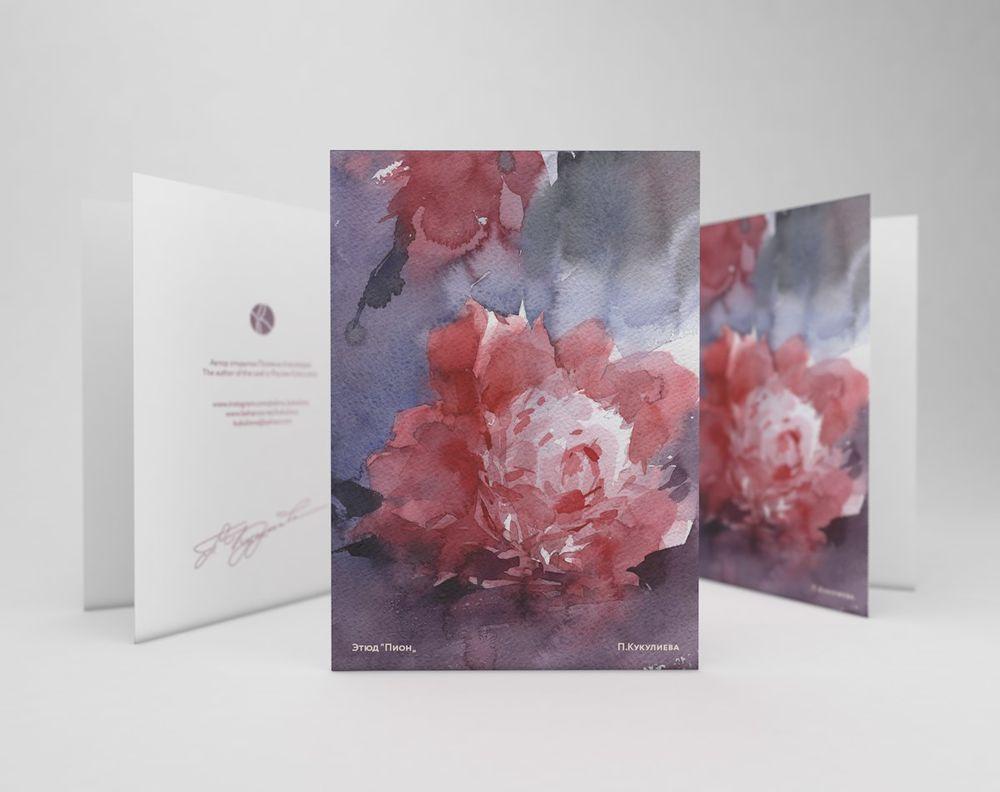 авторские открытки, предзаказ
