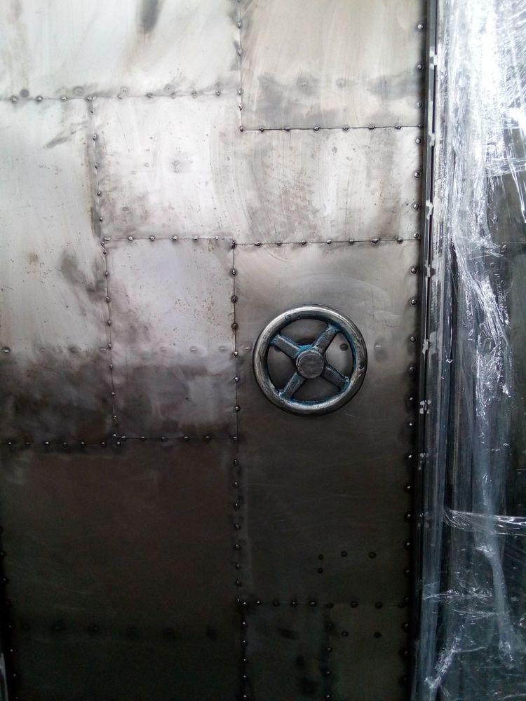 дверь в стиле лофт, атмоферные двери, лофт, оригинальные двери, двери